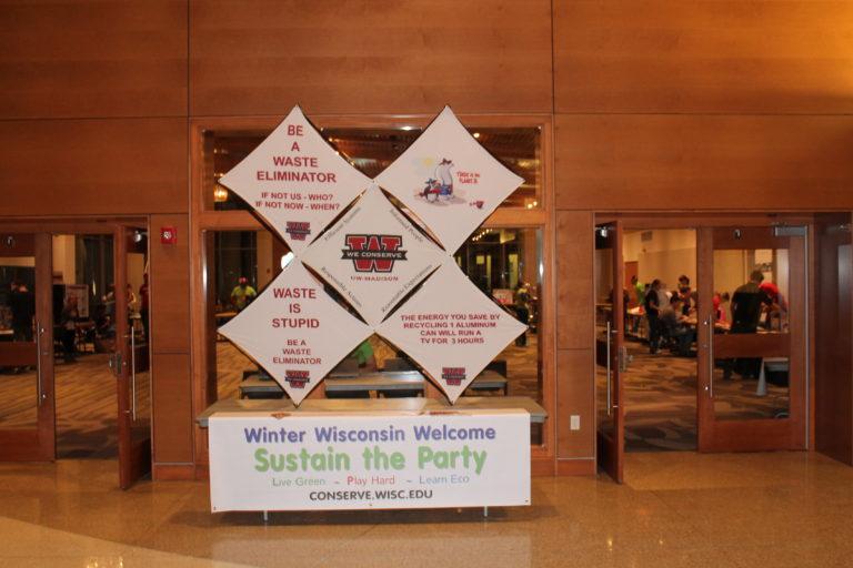 The Winter Sustain Banner