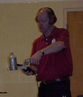 Demonstrating an Ethanol Vapor Explosion