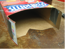 Box with Open End